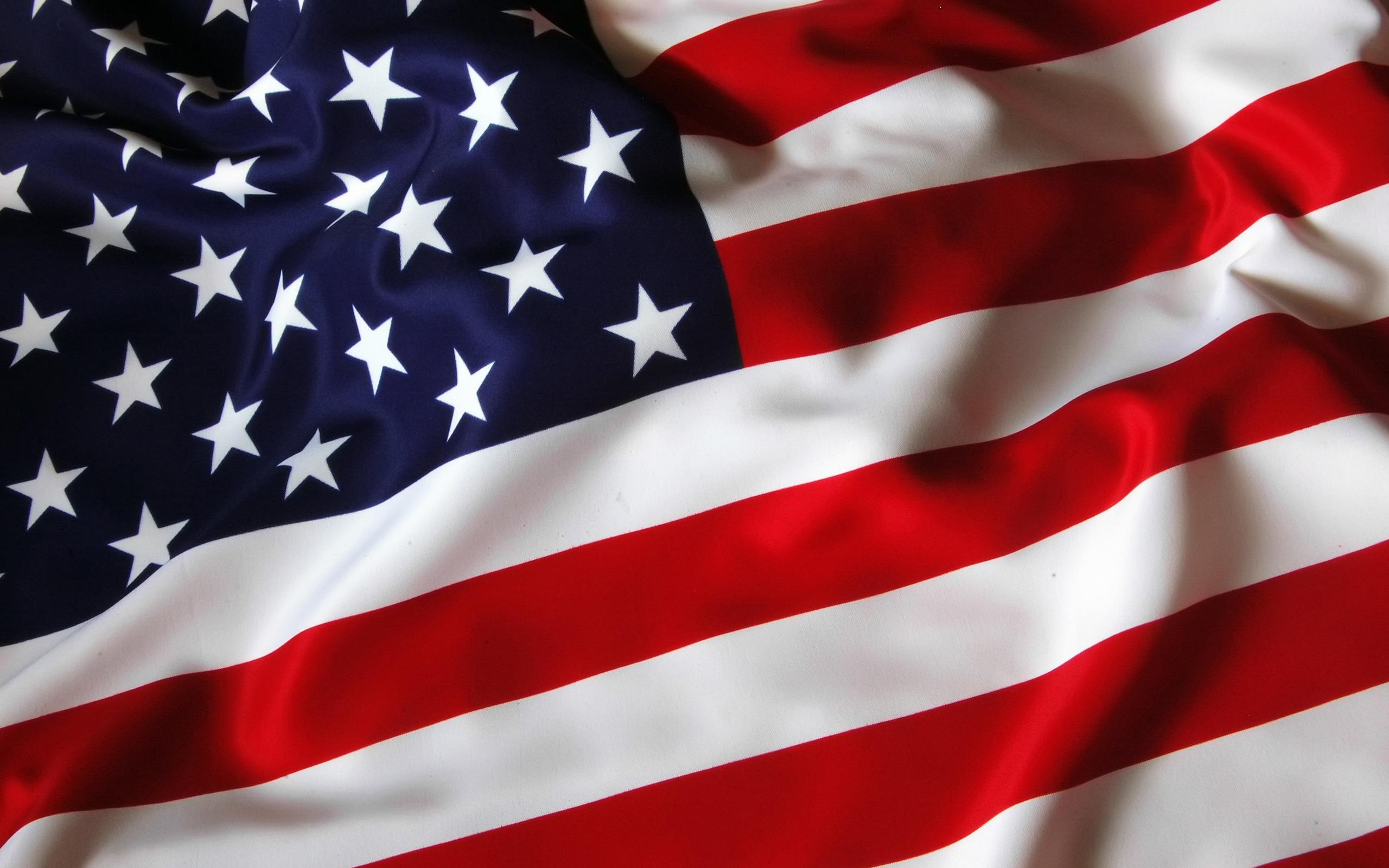 American Flag 2560x1600