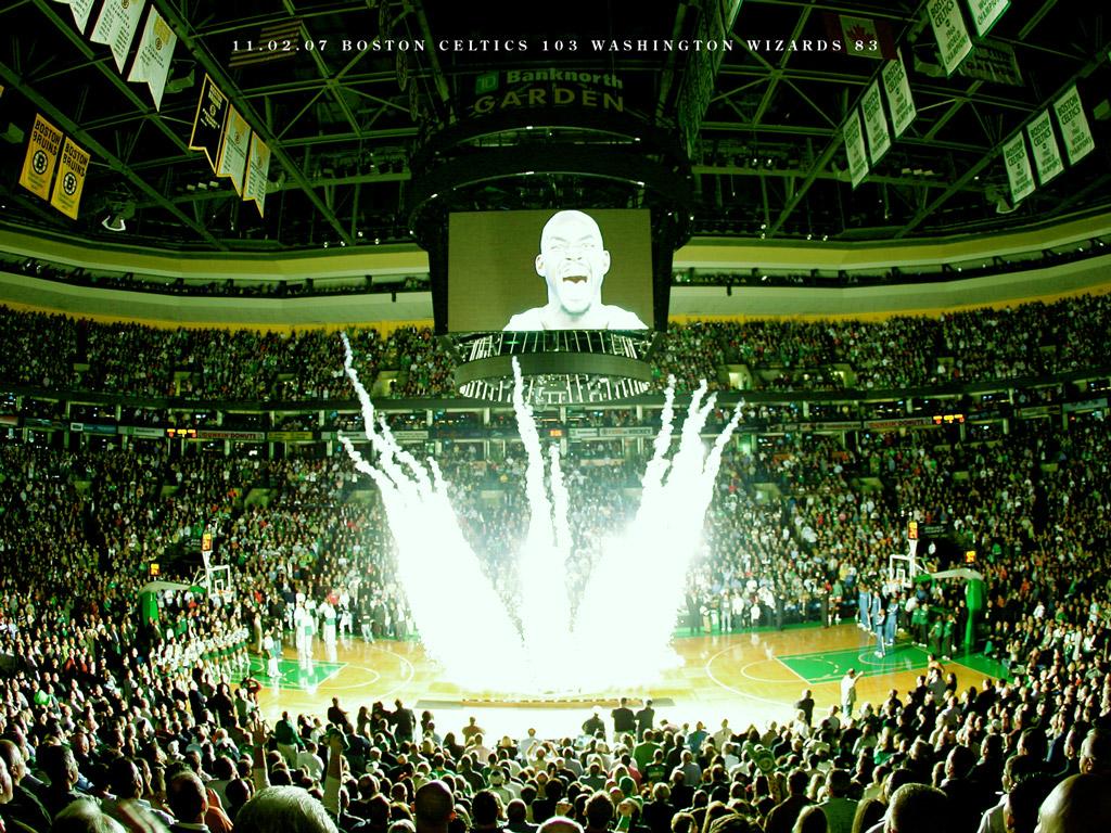 Boston Celtics Wallpapers 1024 x 768 1024x768
