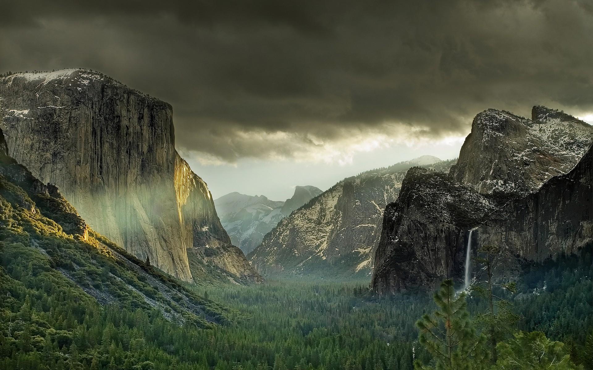 Yosemite Wallpapers HD 1920x1200