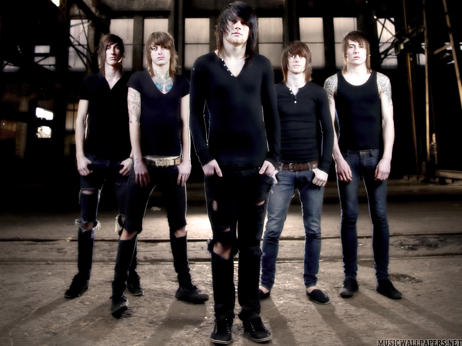 Asking Alexandria Wallpaper loopelecom 1600x1200