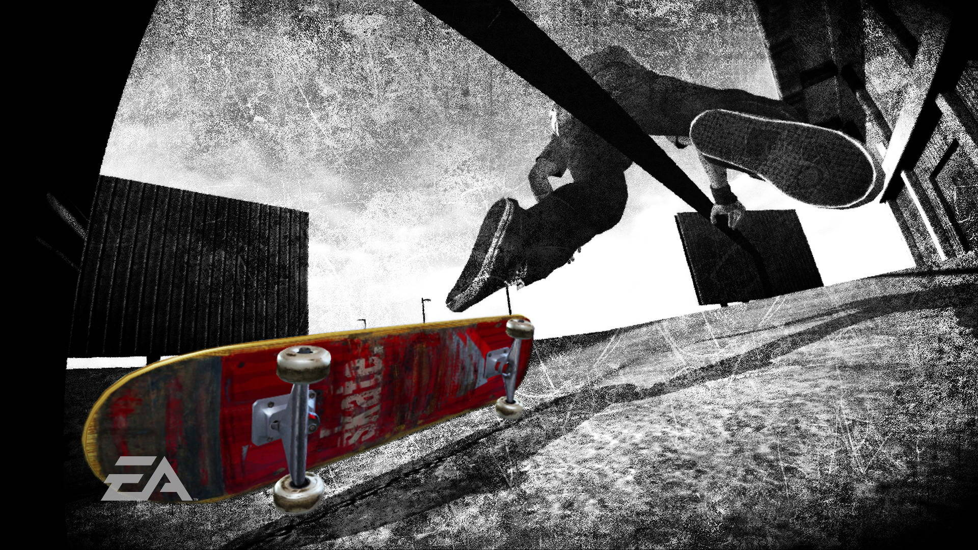 HD Skateboarding Backgrounds 1920x1080