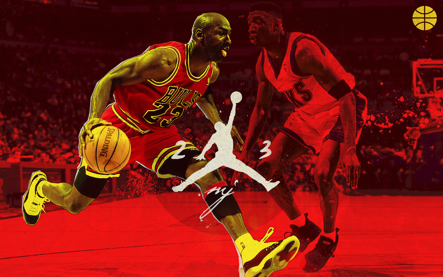Free Download Michael Jordan 23 By W4rrior 1440x900 For