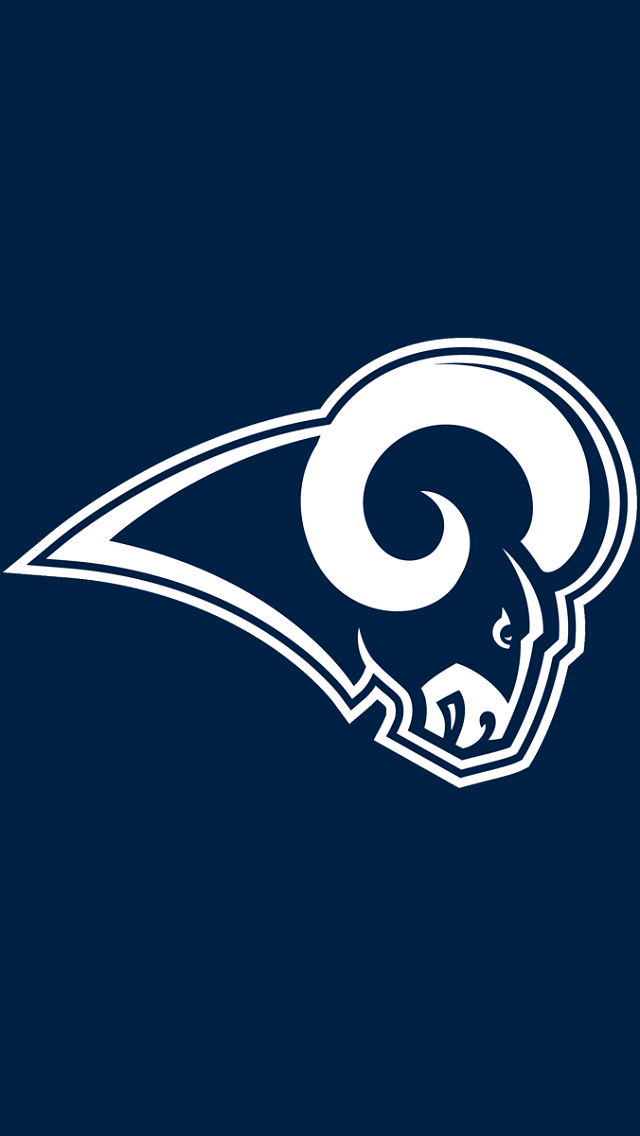 Los Angeles Rams 2017 Los angeles rams logo Chargers football 640x1136