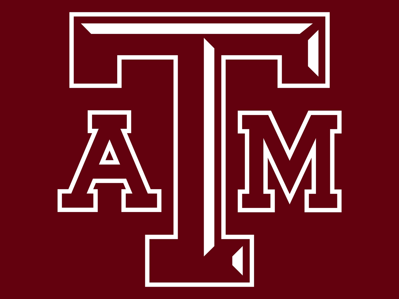 Texas AM Aggies 1365x1024