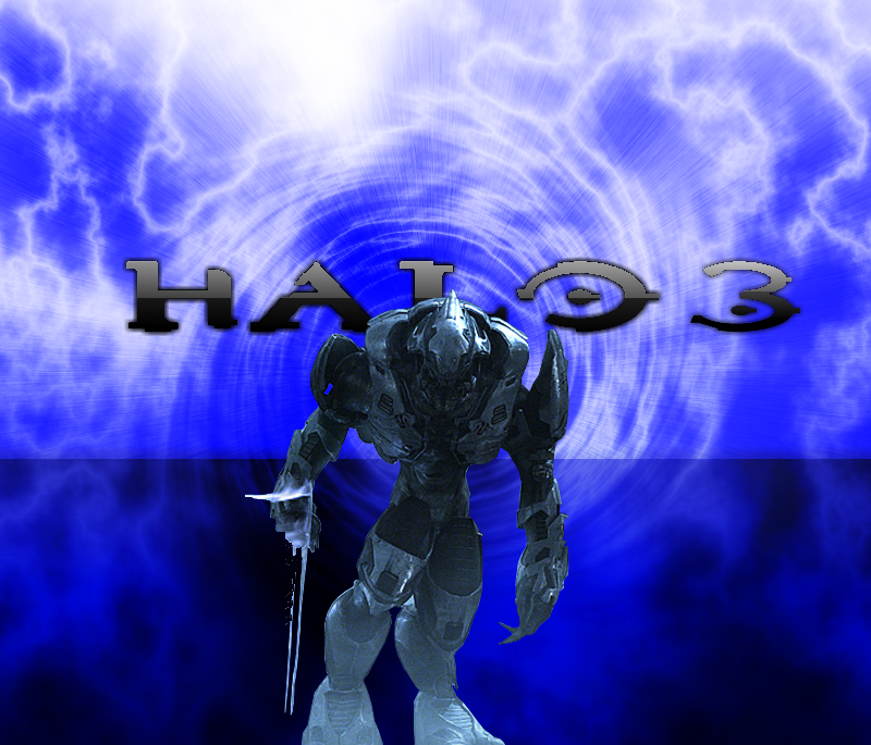 Halo 3 Elite Wallpaper by IconDeveloper 800x685