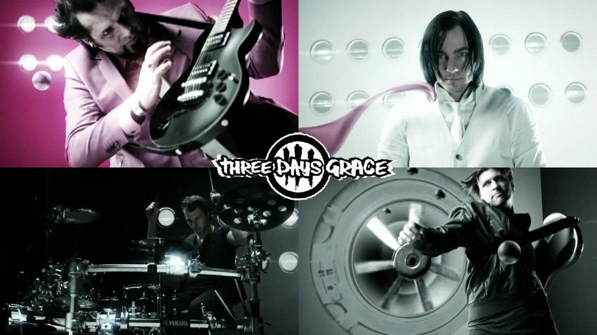 Three Days Grace Wallpaper by musicbboy909 1192x670