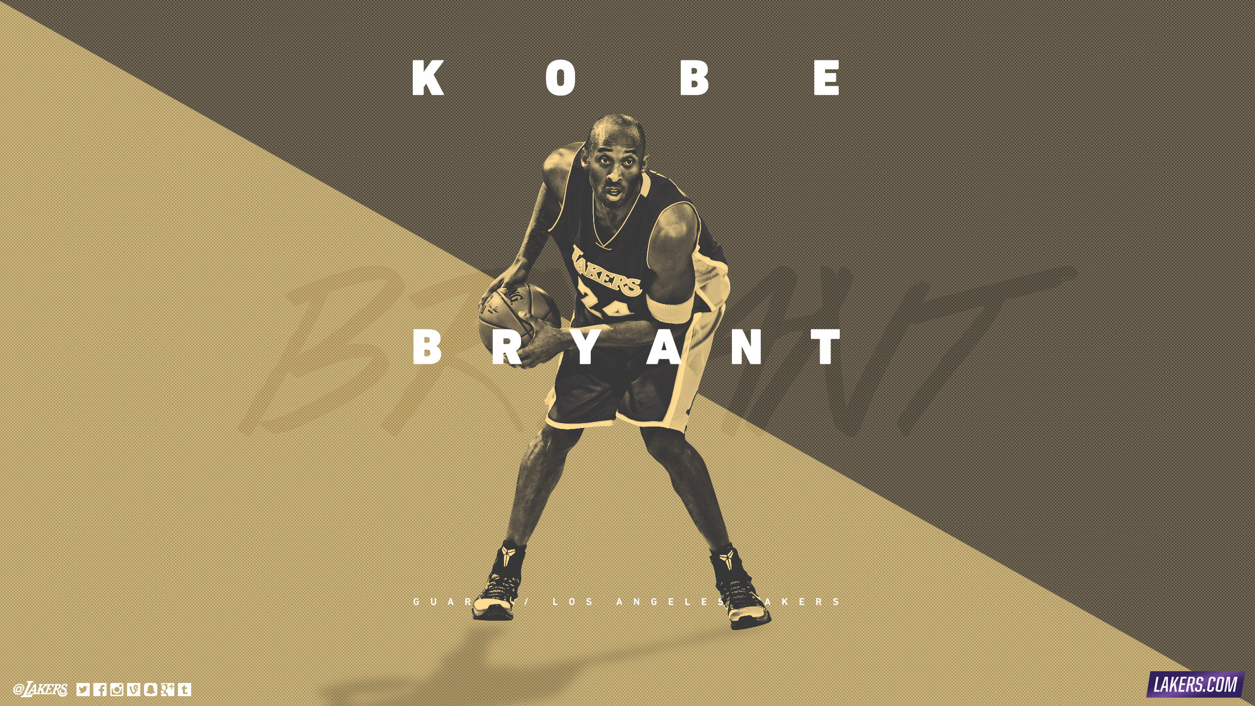 kobe bryant wallpaper 2016 wallpapersafari