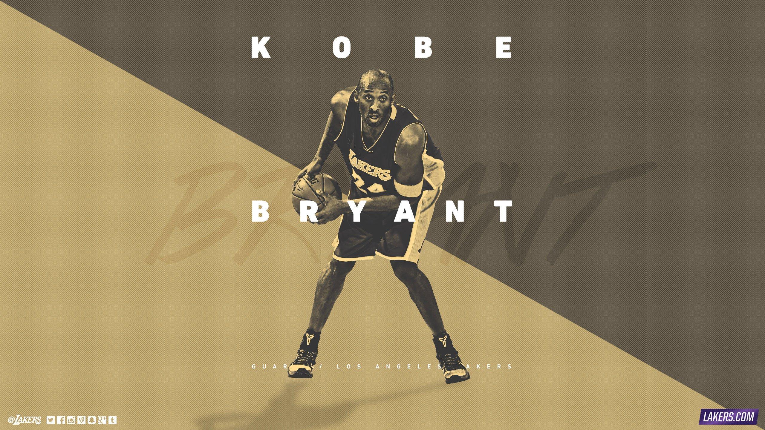 [49+] Kobe Bryant Wallpaper 2016 on WallpaperSafari