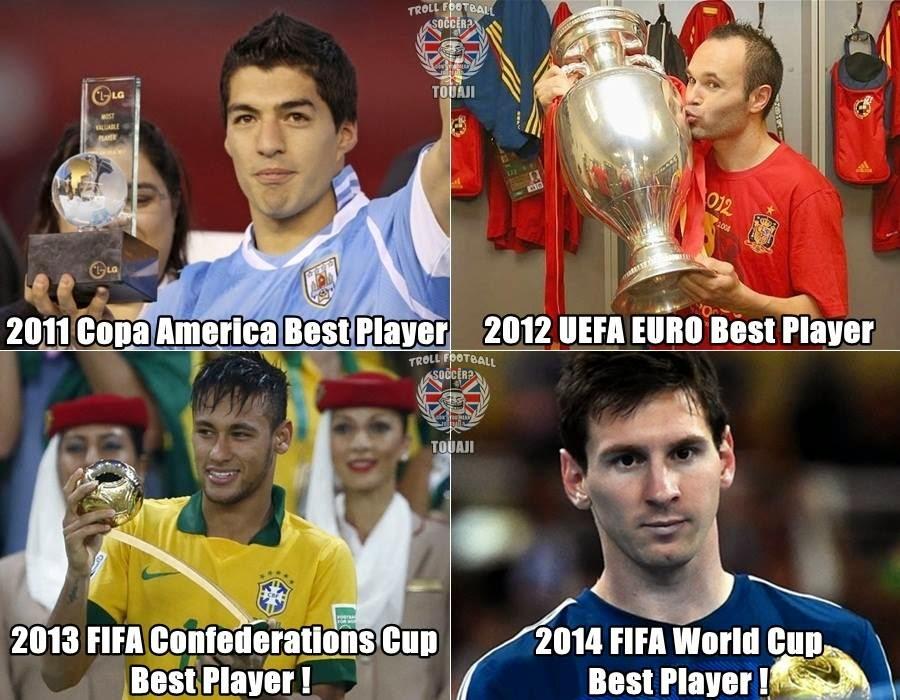 [48+] Messi Suarez Ney...