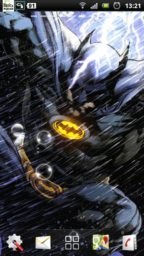 Batman Live Wallpaper Android - WallpaperSafari