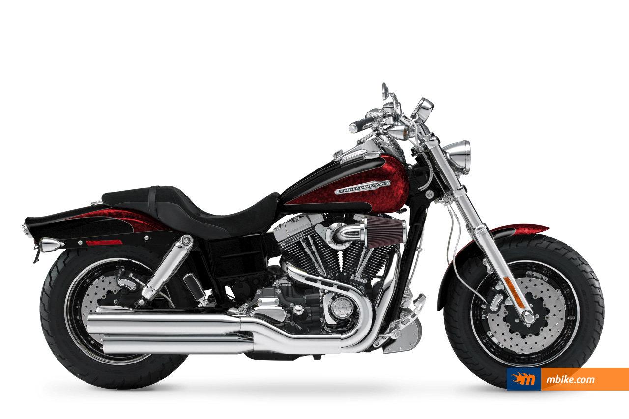 2009 Harley Davidson FXDF Dyna Fat Bob Wallpaper   Mbikecom 1280x853