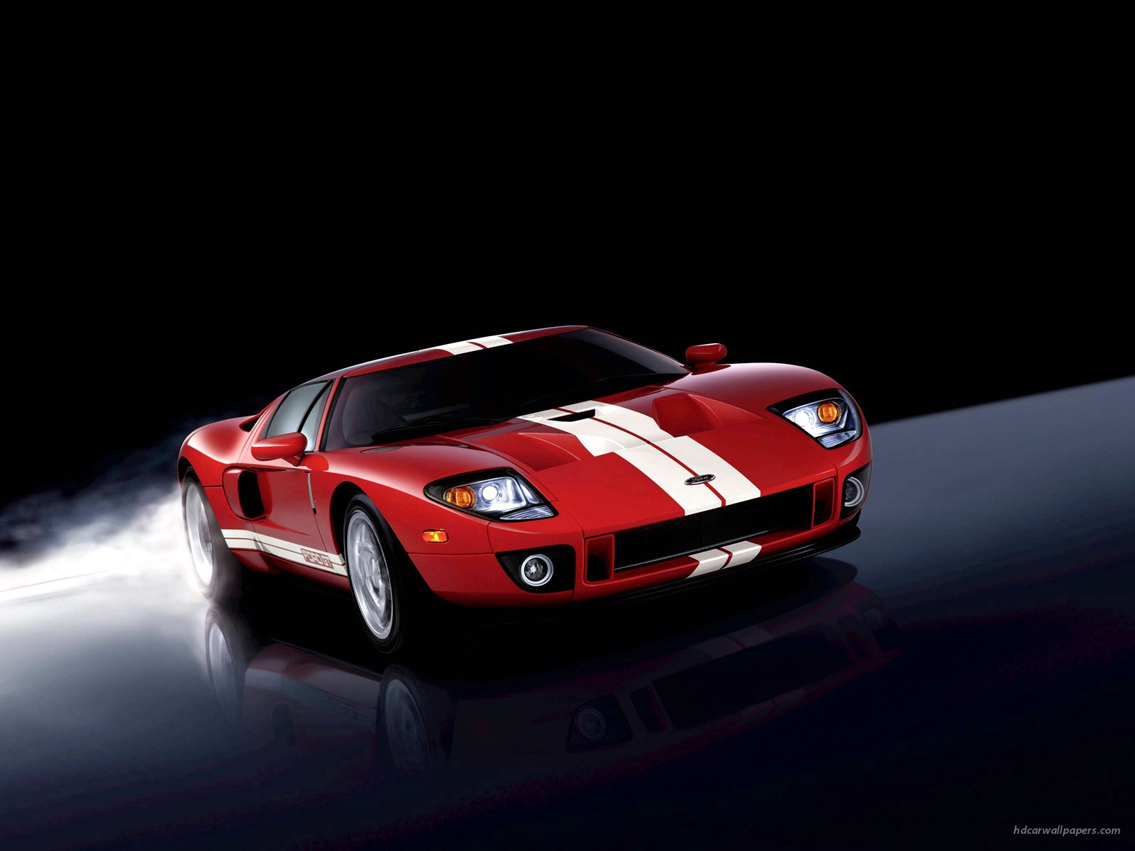 Fuentes de Informacin   Ford GT Wallpapers 1600x1200