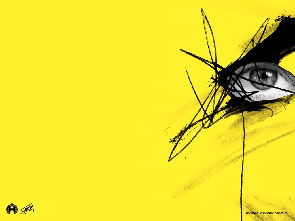 yellow and black wallpaper wallpapersafari. Black Bedroom Furniture Sets. Home Design Ideas