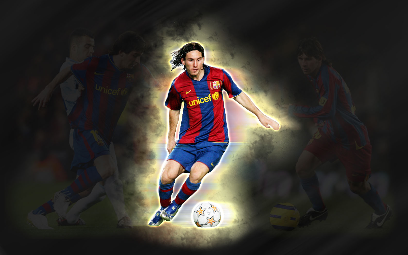 Lionel Messi Desktop Wallpaper Wallpaper Lionel Messi Football Player 1680x1050
