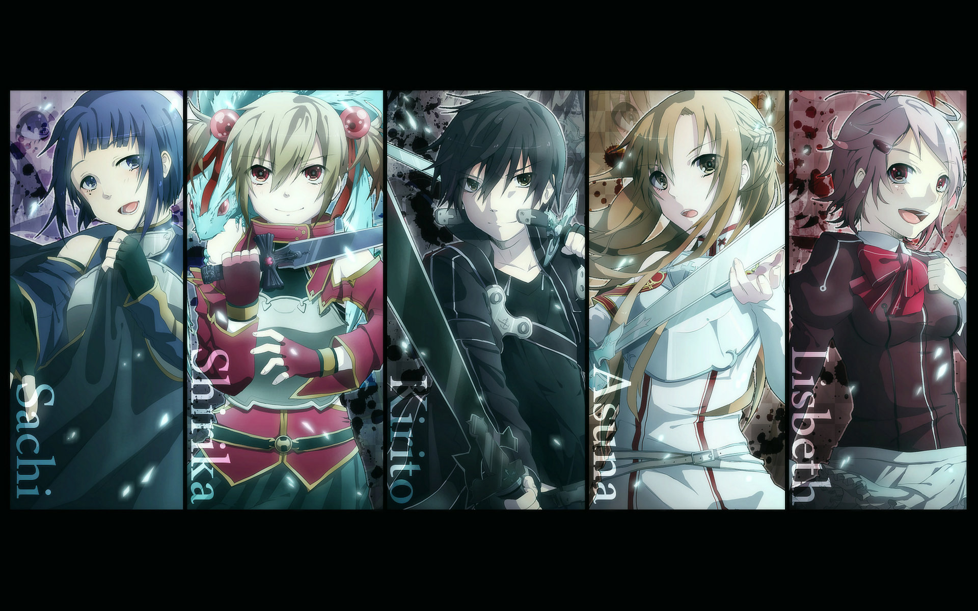 Awesome Sword Art Online SAO wallpaper ID180914 for hd 1920x1200