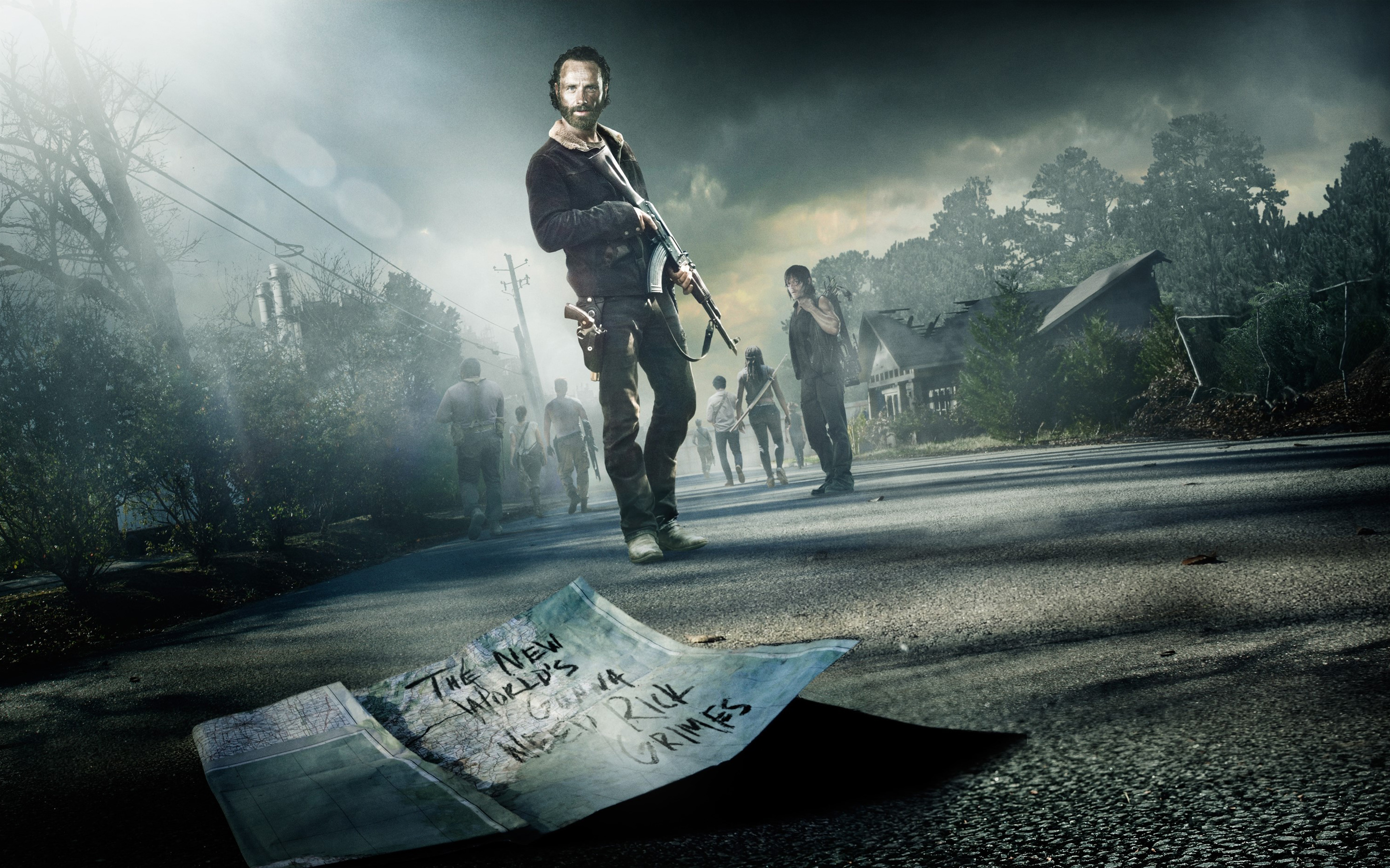 Free Download The Walking Dead Season 5 Wallpapers Hd Wallpapers