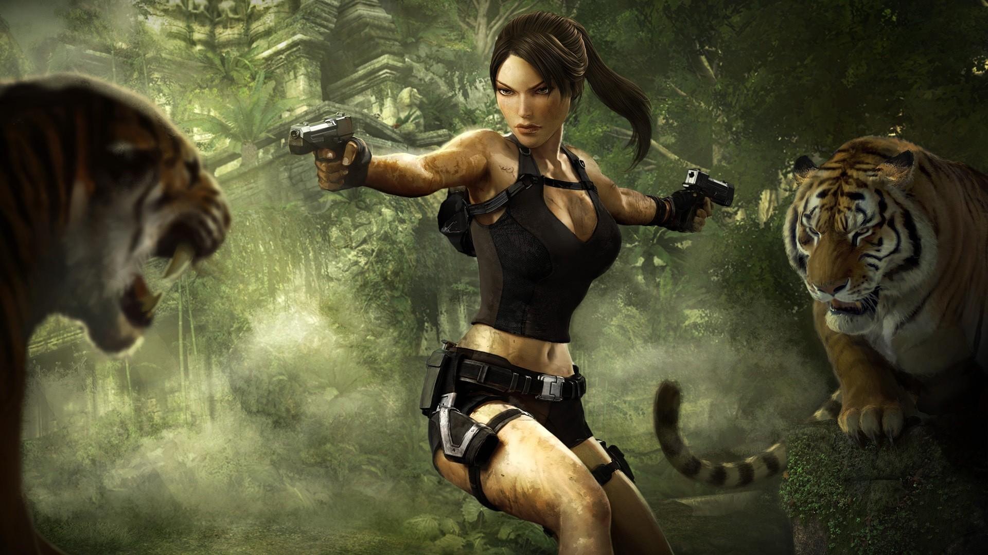Tomb Raider wallpaper 2726 1920x1080