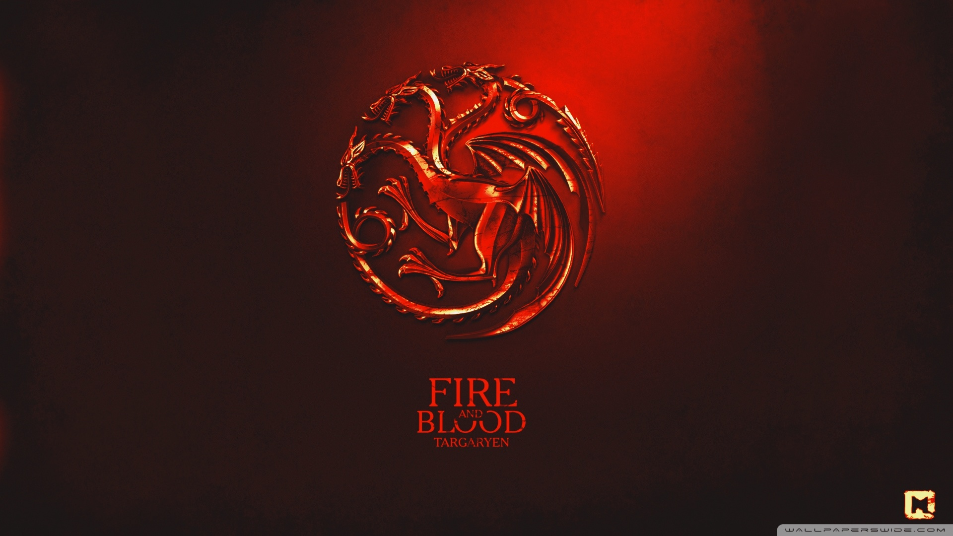 House Targaryen Wallpaper - WallpaperSafari