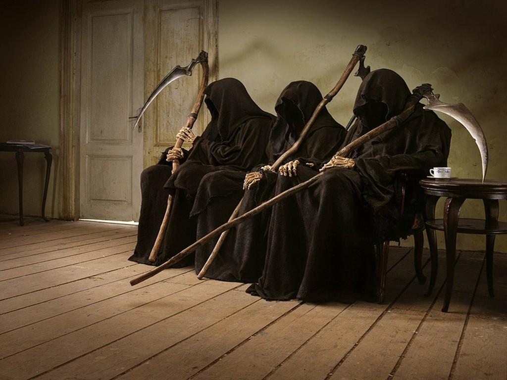 Fondos de Grim reaper Fondos de pantalla de Grim reaper   Fantasia 1024x768