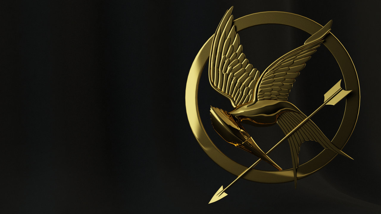Hunger games mockingjay wallpaper wallpapersafari related wallpapersfor set as background to your desktop screen 1280x720px view 0 download hunger games mockingjay biocorpaavc Choice Image