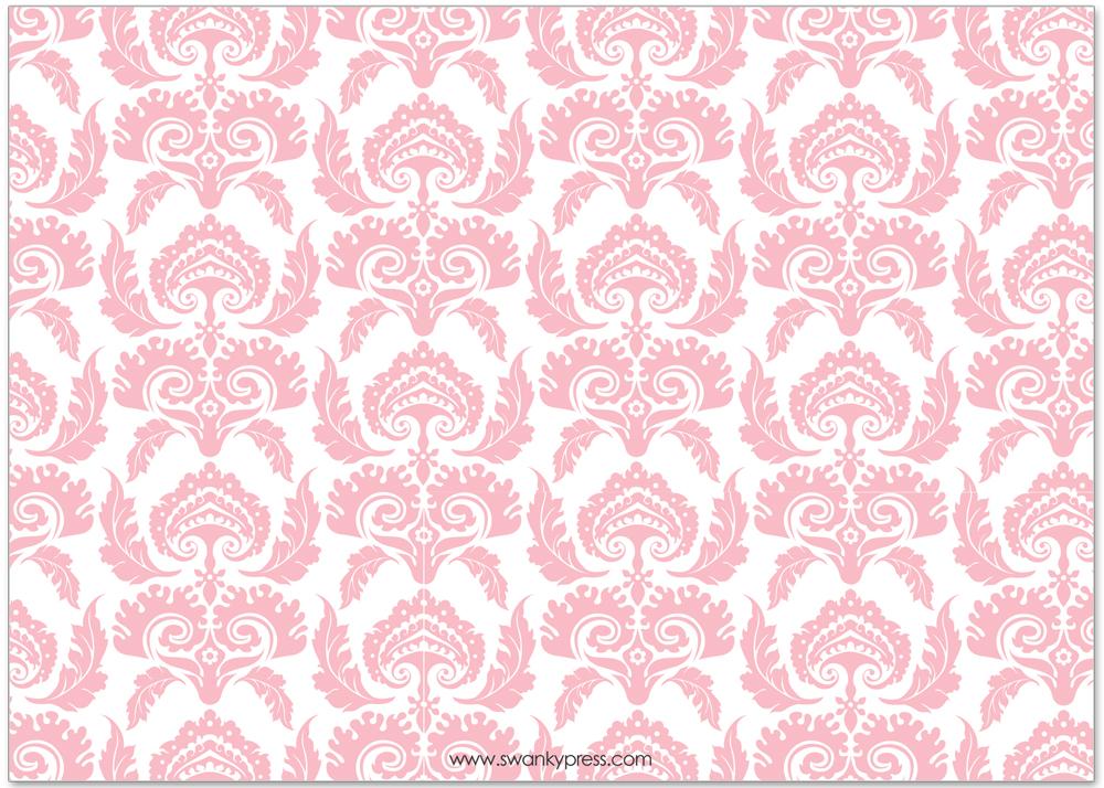 Pink princess wallpaper