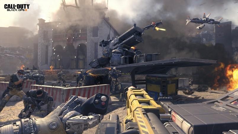 Call of Duty Black Ops III Robots HD Wallpaper   WallpaperFX 804x452
