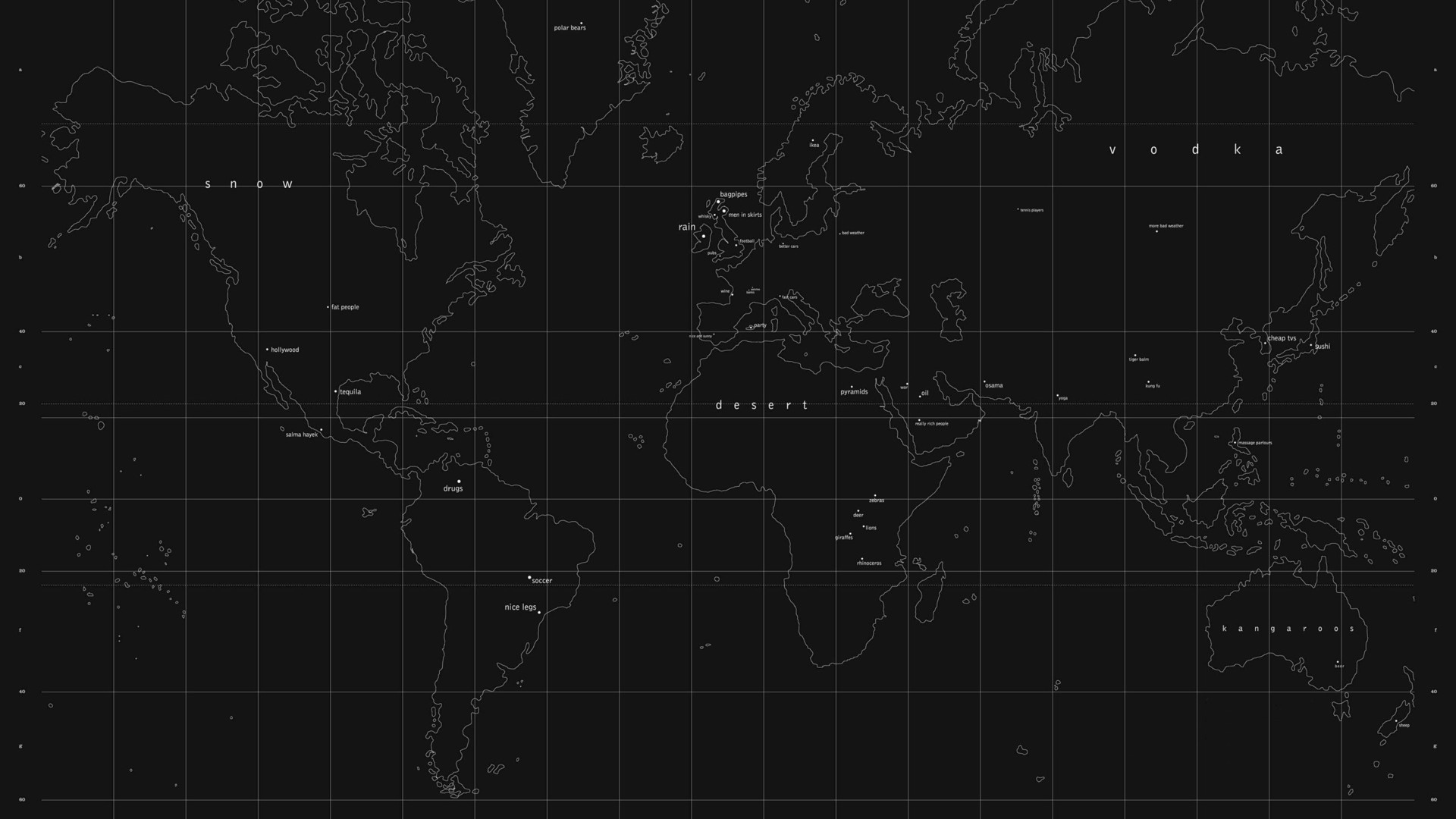 World map wallpaper high resolution wallpapersafari world map and major cities 1920x1080 gumiabroncs Images