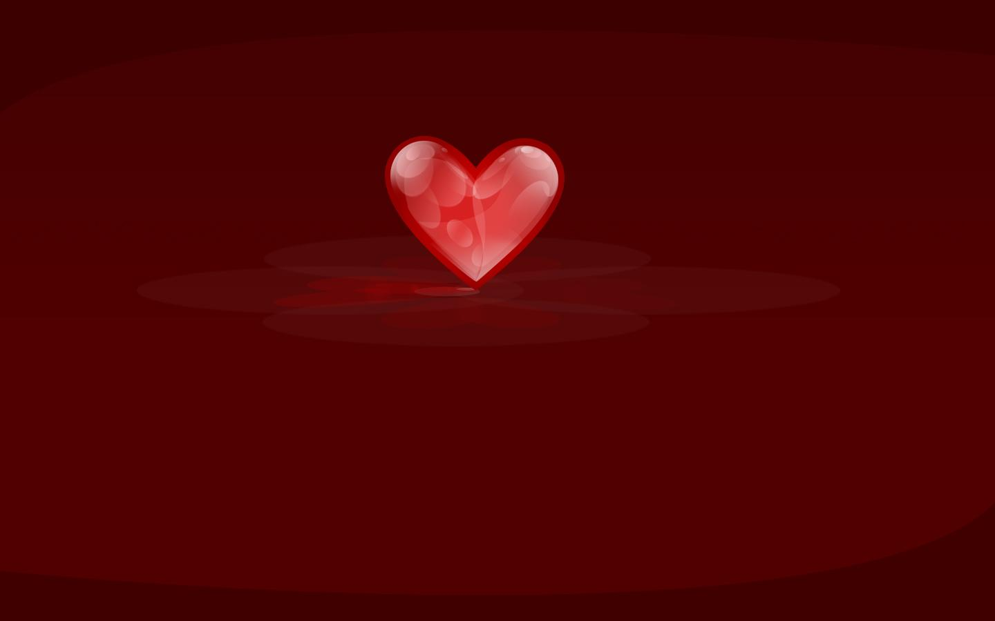 Valentines Heart wallpapers Valentines Heart stock photos 1440x900