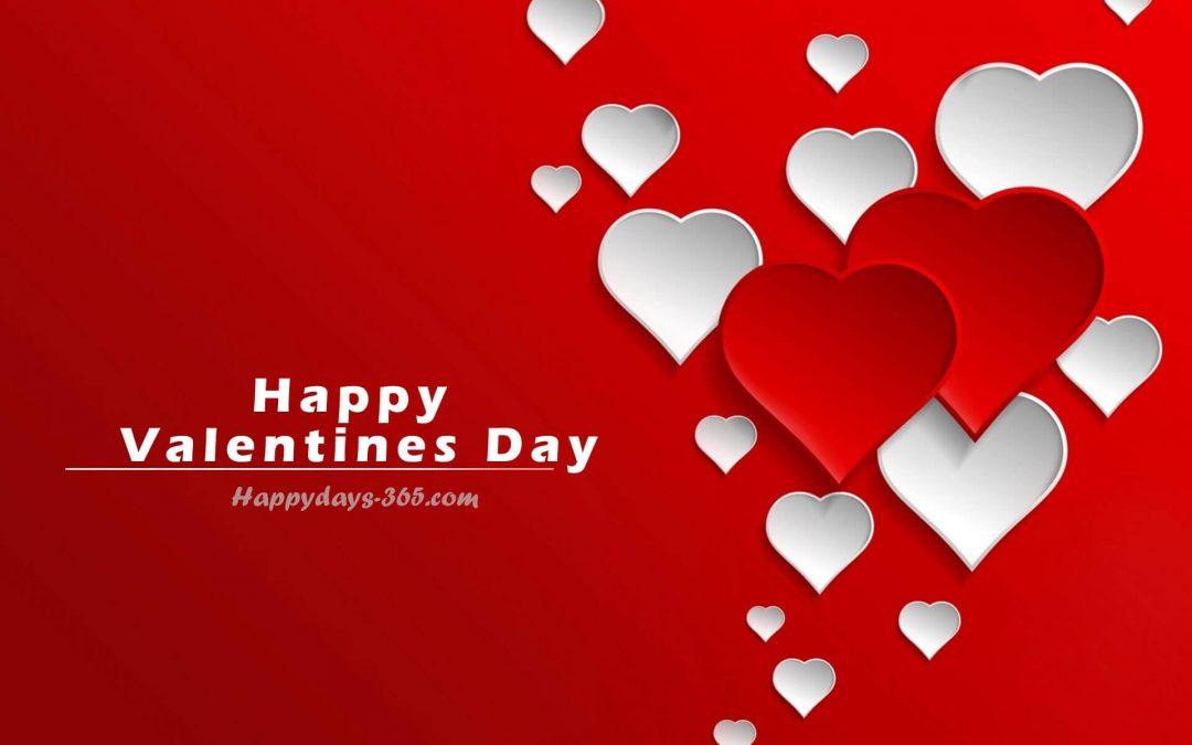 Happy Valentines Day   February 14 2020 Happy Days 365 1080x675