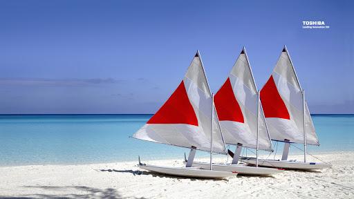 toshiba wallpaper sailboats jpg toshiba original factory oem toshiba 512x288