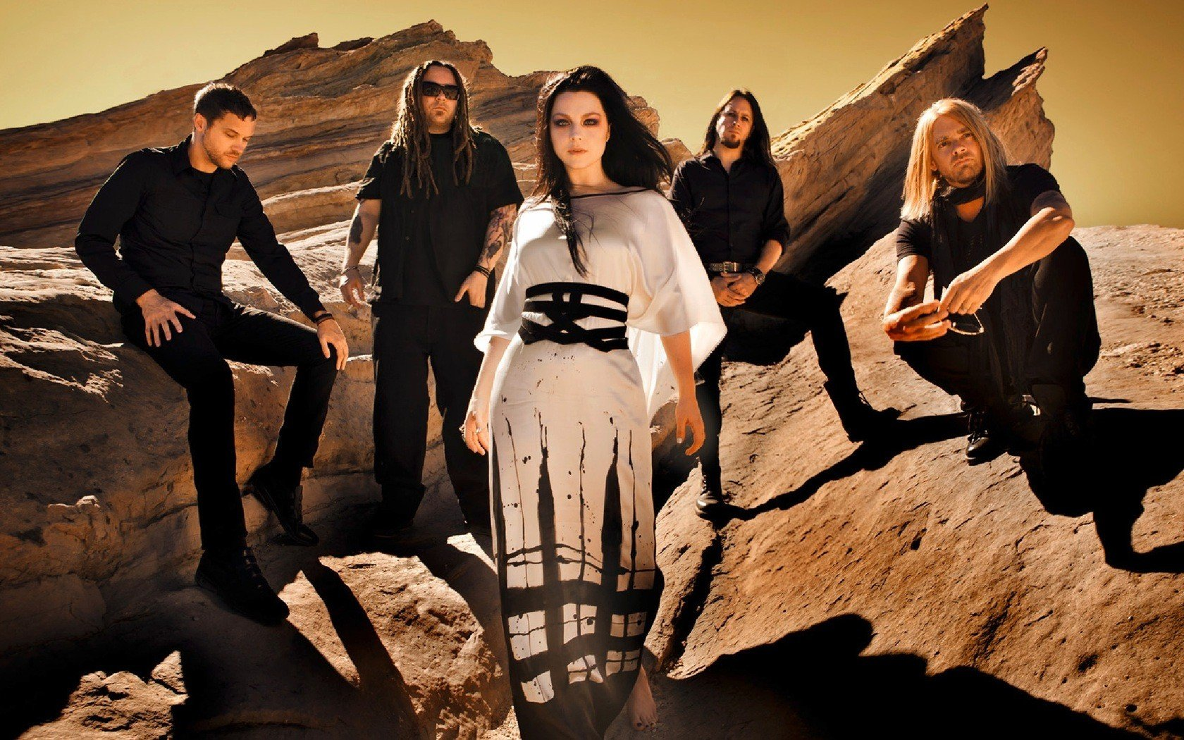 Evanescence Music Wallpaper 1680x1050 Evanescence Music Bands 1680x1050