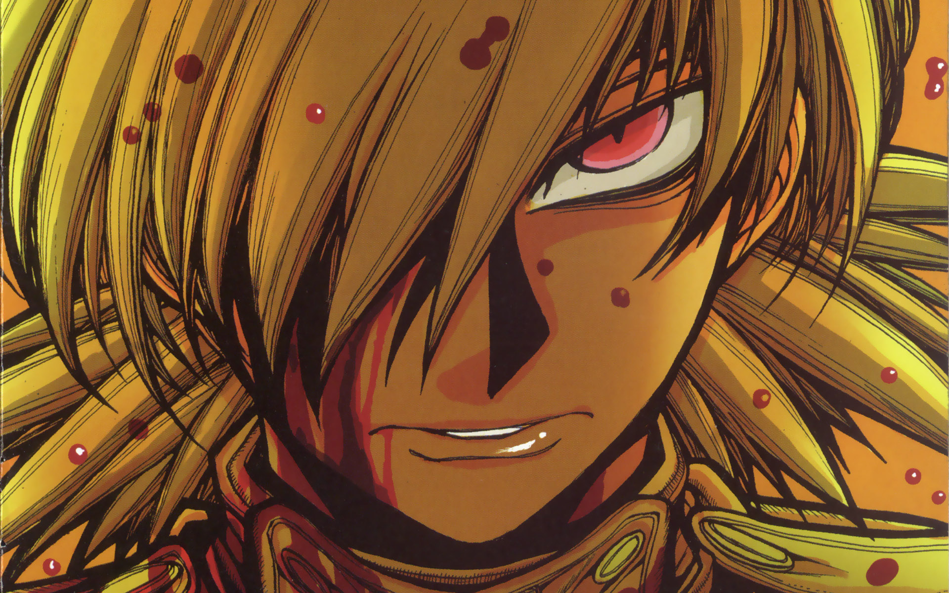Seras Victoria Wallpaper 1920x1200