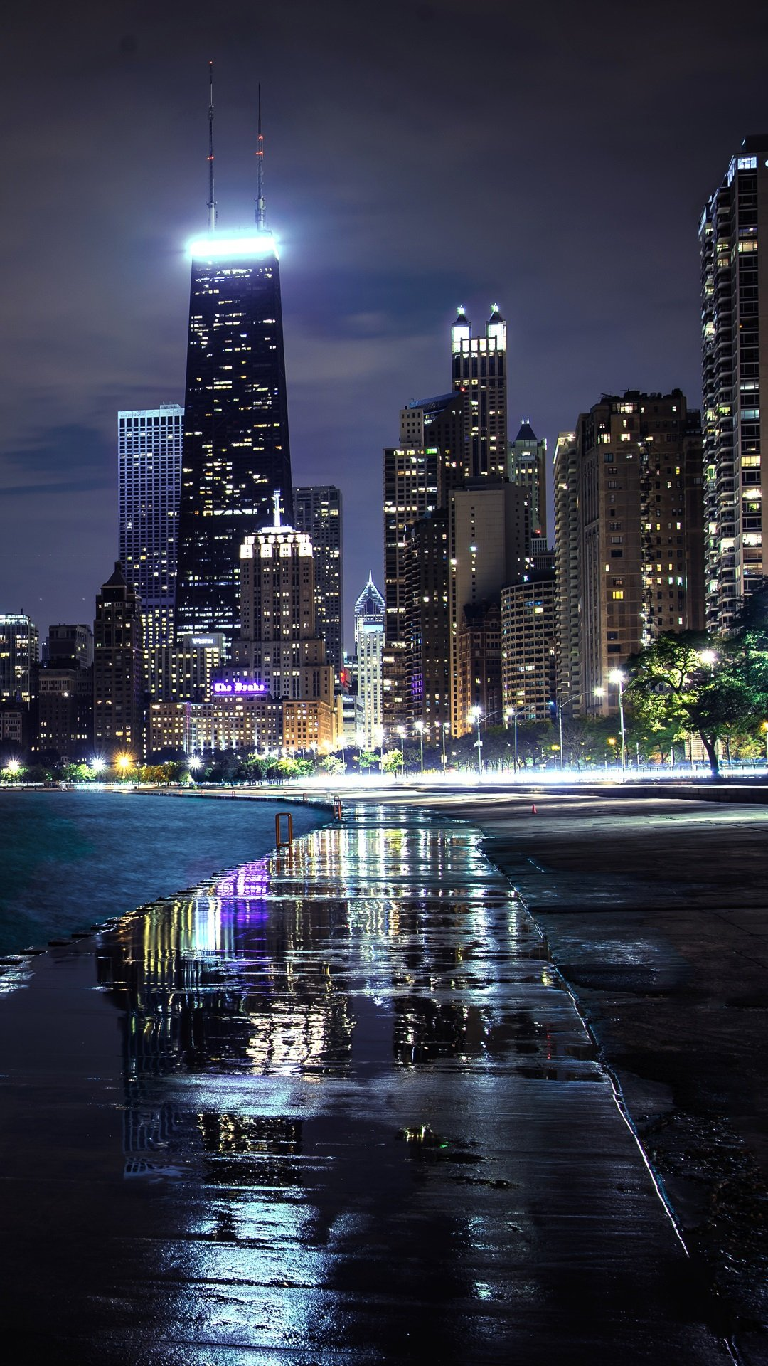 Free Download Chicago Iphone Wallpaper 1080x1920 For Your