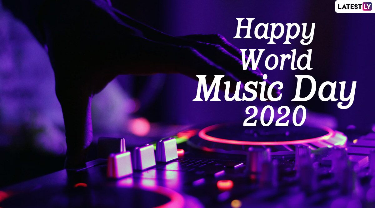 World Music Day 2020 Images and HD Wallpapers for Download 1200x667