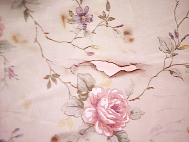 How to Paint Over Wallpaper 616x462