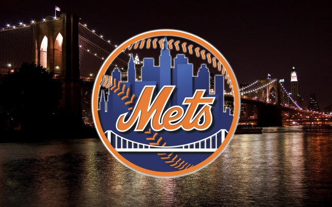 New York Mets Browser Themes Desktop Wallpapers 650x406
