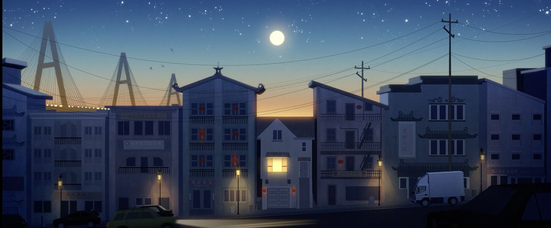 Verso completa do curta One Small Step do TAIKO Studios 1500x622