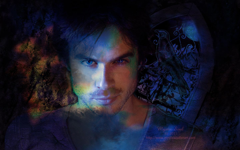 Damon Salvatore   Wallpaper   The Vampire Diaries Wallpaper 1440x900