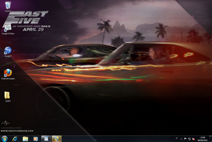 Fast and Furious 5 Wallpaper   Download 700x469