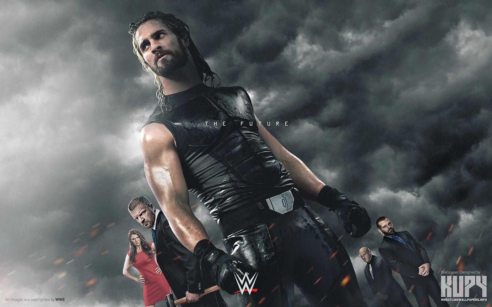WWE Raw Superstars 2015 Wallpapers 1680x1050