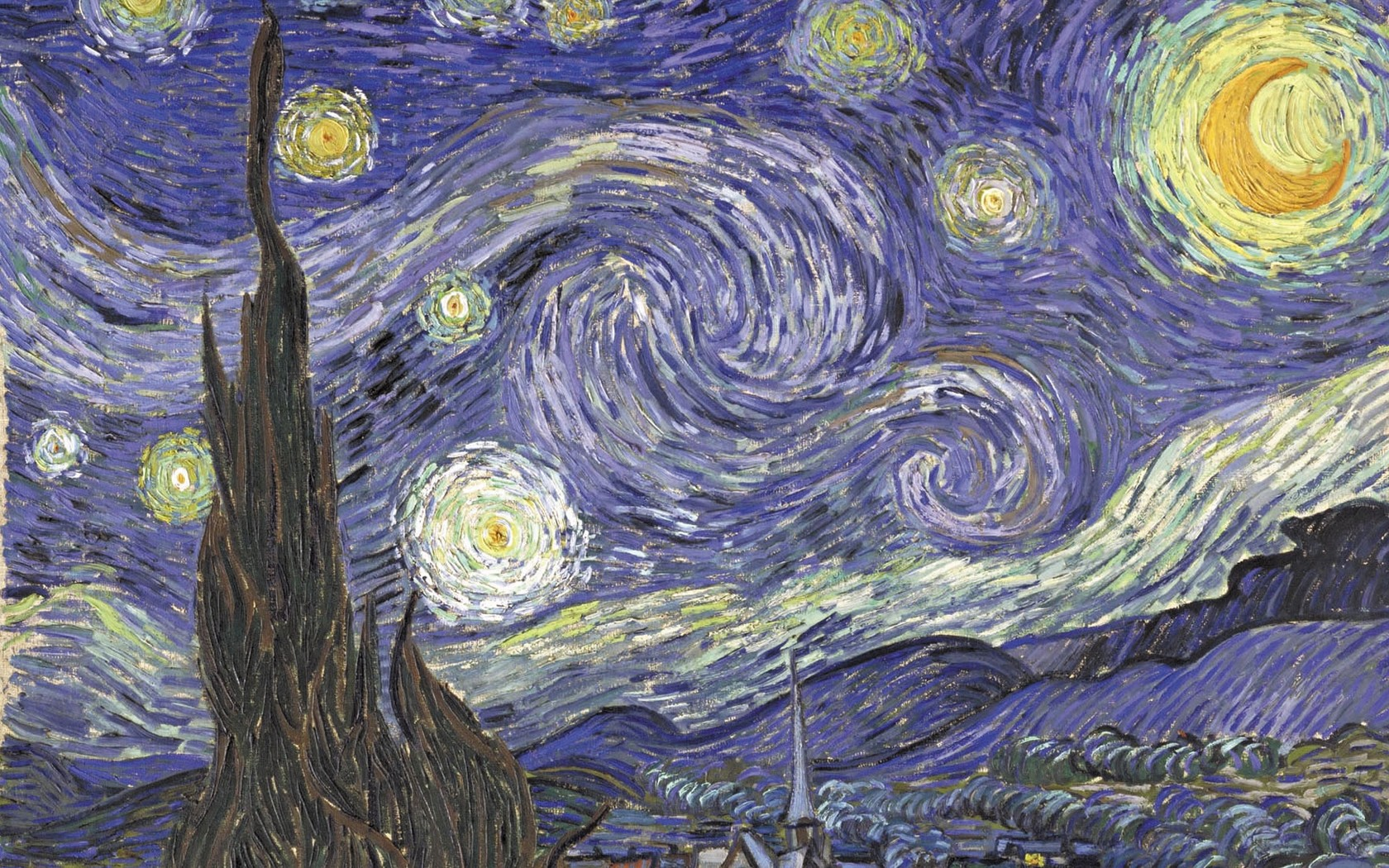 50 Famous Art Desktop Wallpaper On Wallpapersafari
