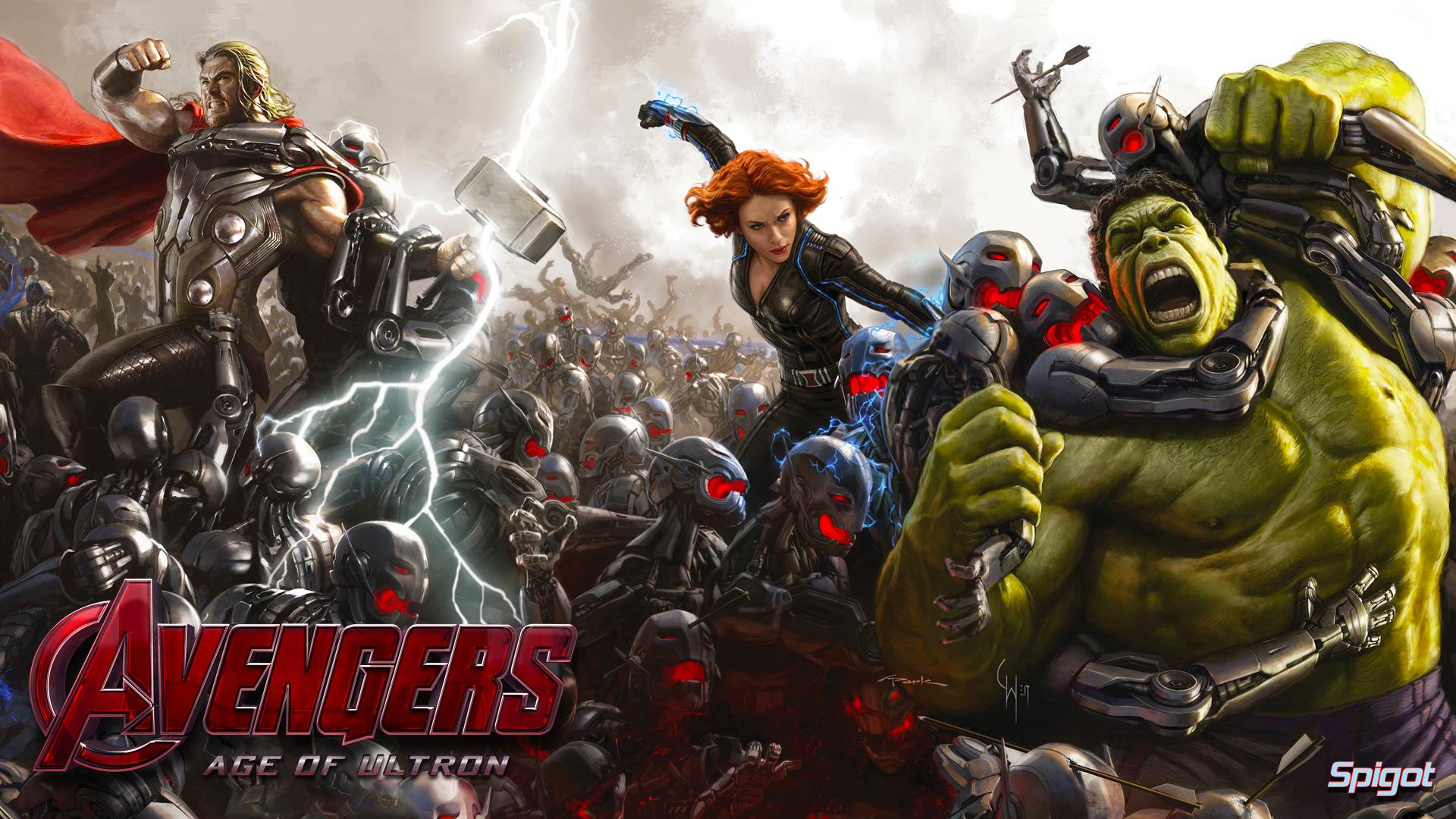 Avengers Age Of Ultron Hd Wallpapers Rajuba Hot News 1920x1080