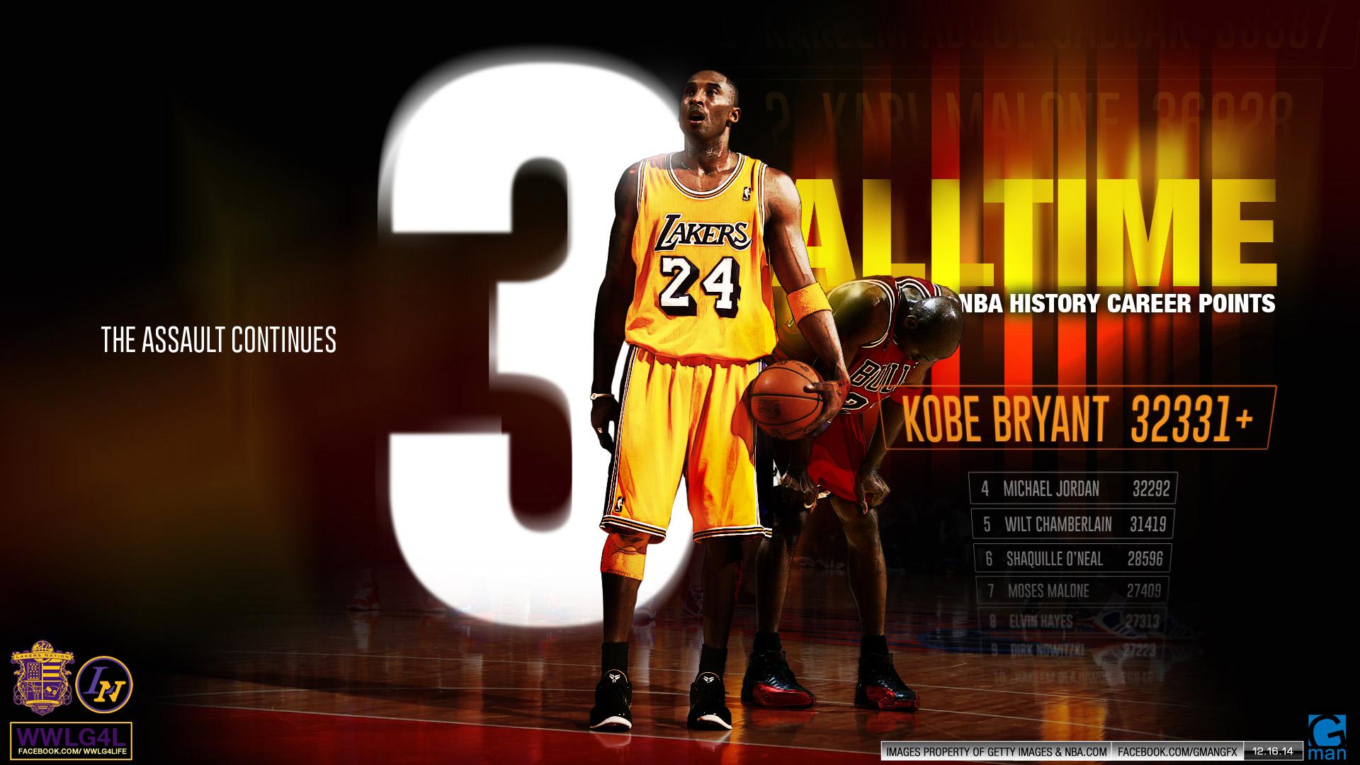 Kobe Bryant Wallpapers HD 2015 1920x1080