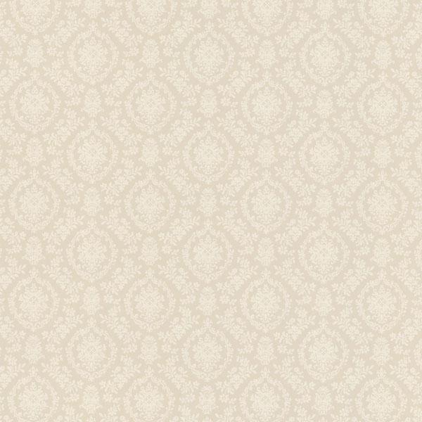 487 68839 Beige Damask   Bella   Brewster Wallpaper 600x600