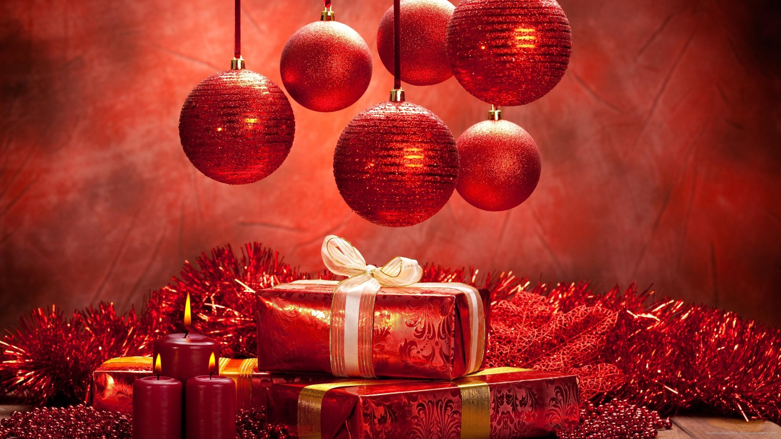 Christmas Gifts Wallpaper   Wallpaper High 2560x1440