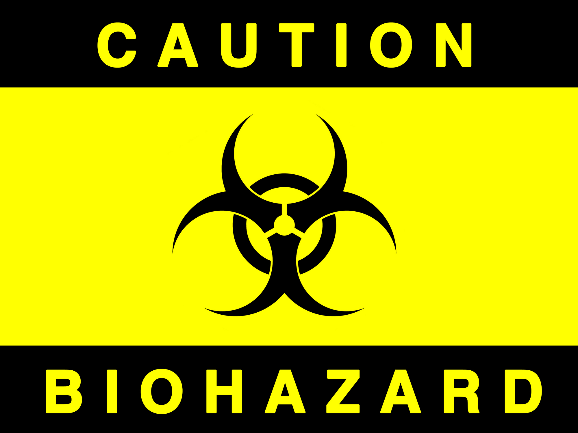 Biohazard Symbol 2000x1500