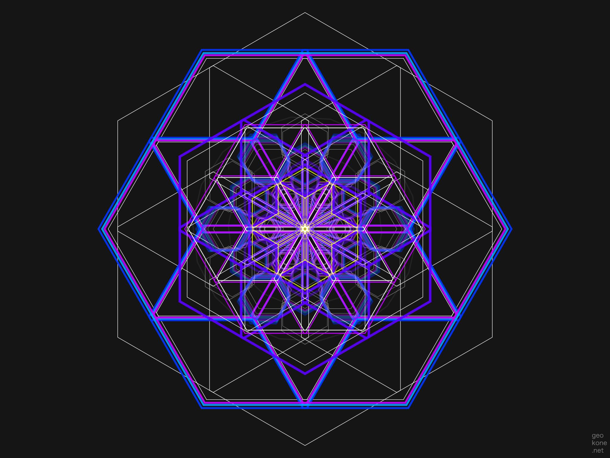 Sacred Geometry Wallpaper