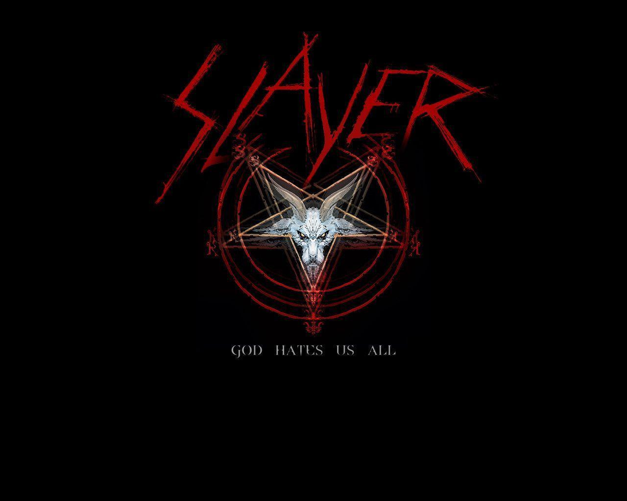 Slayer Band Wallpapers 1280x1024