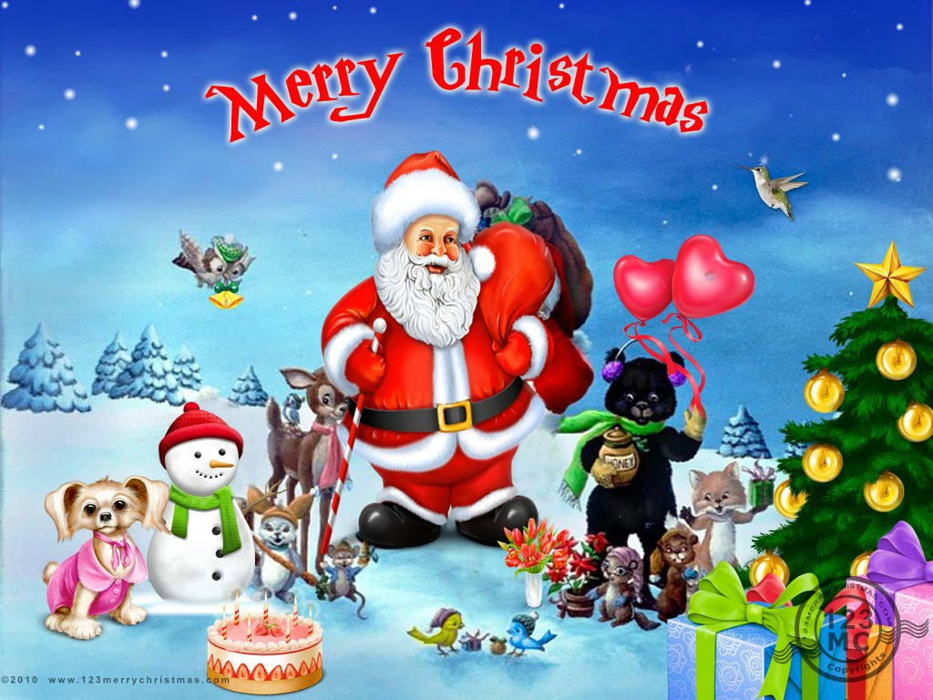 WII Merry Christmas 2015 Merry Christmas HD Wallpapers 1024x768