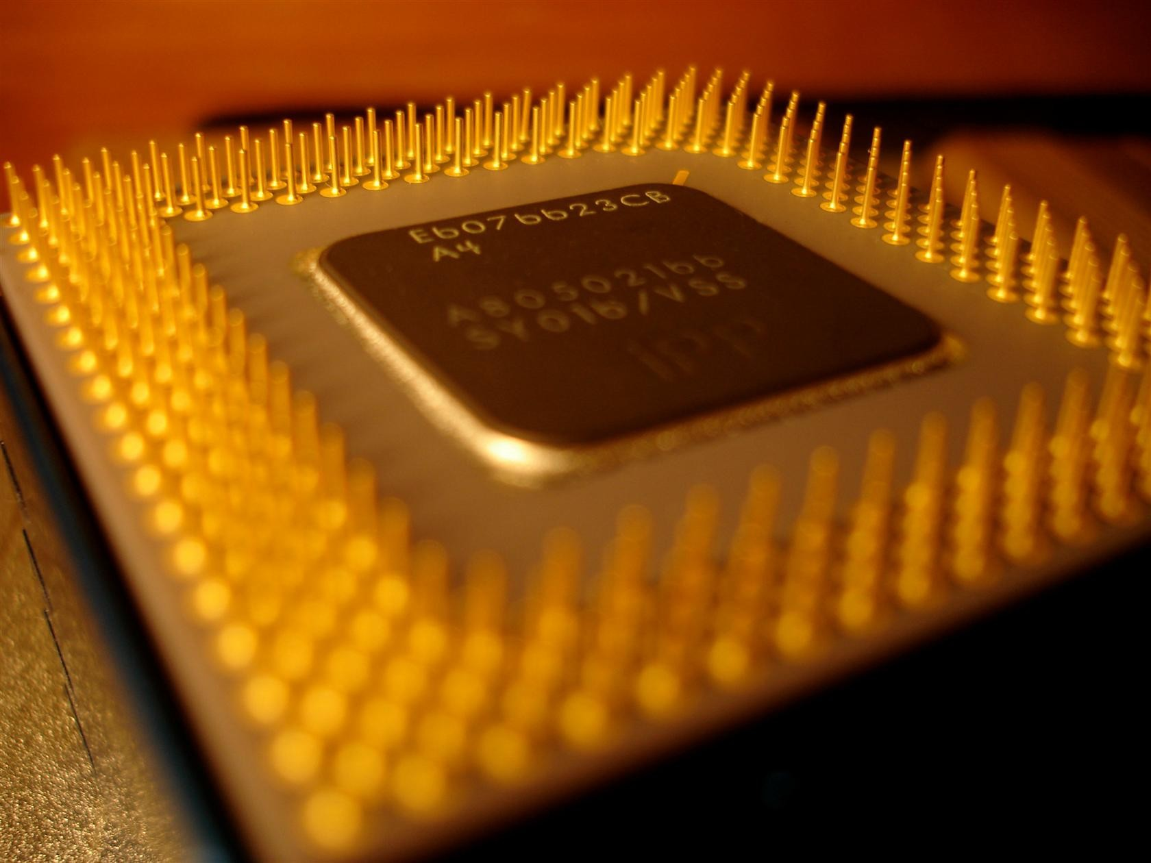 Modern computer chip wallpapers and images   wallpapers pictures 1680x1260